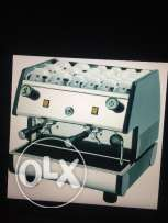 Espresso coffee machine 2-group