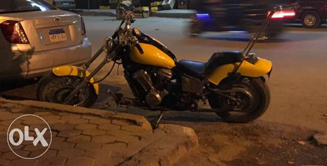 Honda steed هوندا ستيد 400