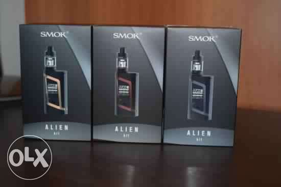 Smok Alien New Never Open