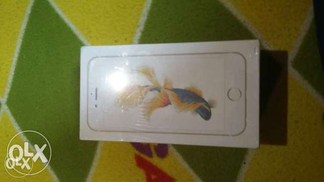 iphone 6s plus, 64 giga, new, first high copy, gold