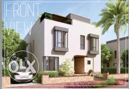 Villette compound villa stand alone new cairo فيلا فى التجمع الخامس