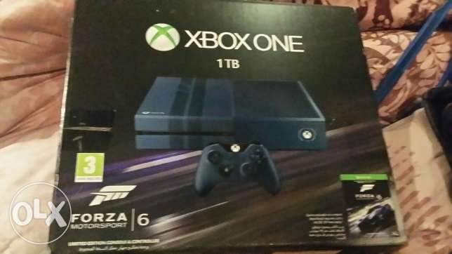 Xbox one 1 tera for sale
