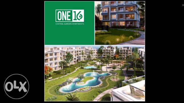apartment in one16 in bevirly hills el shikh zayed