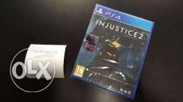 Injustice 2 PlayStation 4 PS4 New And Sealed
