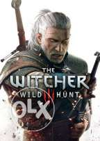 Buying The witcher - uncharted 4