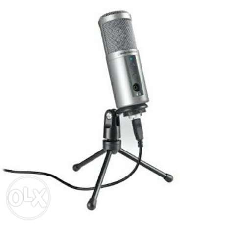 Looking for Blue yeti or Blue Snowball or Audio Technica ATR2500
