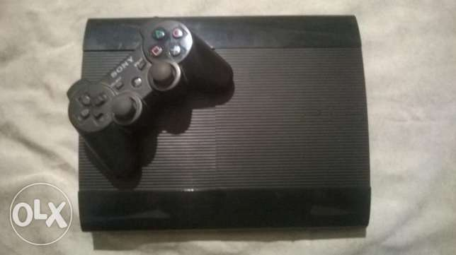24game . 500 giga super slim play station 3