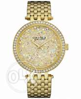 Caravelle by Bulova gold edition woman new and original watch