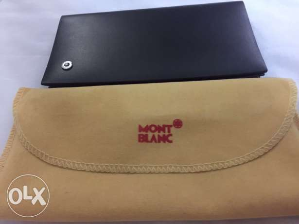 Montblanc Leather - Urban Spirit Business Card Holder