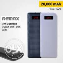 remax 20000 mph power bank باور بانك
