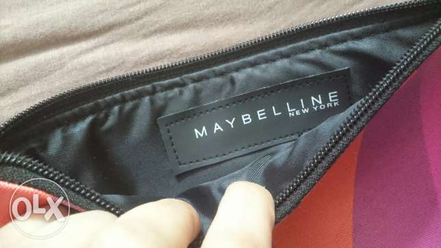 Maybelline Make up bag المعادي -  2
