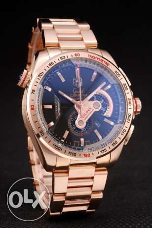 Grand Carrera Calibre 36 Rose Gold