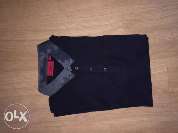 Hugo Boss Black Polo-Shirt