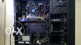 gamer PC and graphic engineer