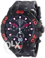 Invicta Men's 12346 Subaqua Analog Display Swiss Quartz Black Watch
