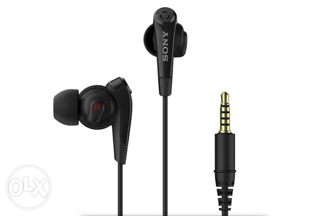 Headphone sony noise cancelletion