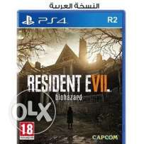 resident evil 7 biohazard ps4 playstation 4