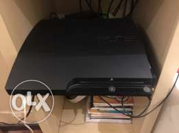 PS3 Slim very good condition