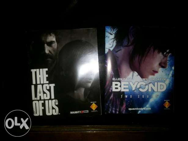 The Last of us .. Beyond two souls *Ps3* مدينة الرحاب -  3