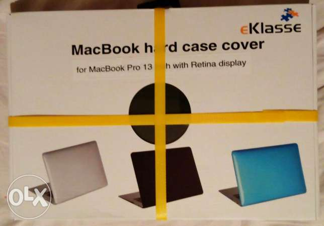 """.13.3 Macbook pro Hard case cover with Retina Display"