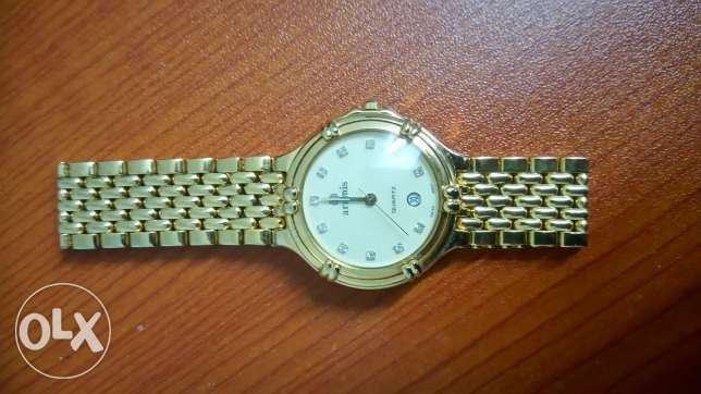 ARAMIS watch original used 3 times