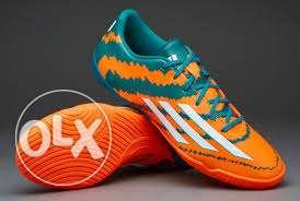 shoes orignal flat twkeel adidas messi new