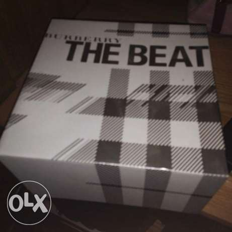 The beat - burberry 6 أكتوبر -  1