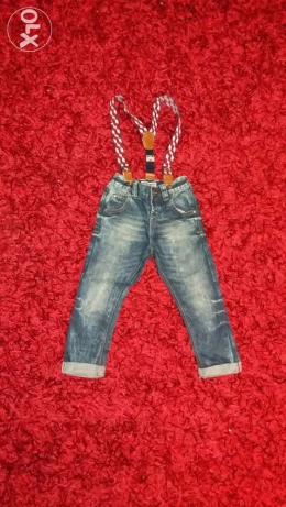 Next jeans. size 3-4 years.
