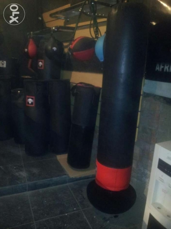Boxing (ICEBURG) Standing Punching Bag حدائق الاهرام -  3