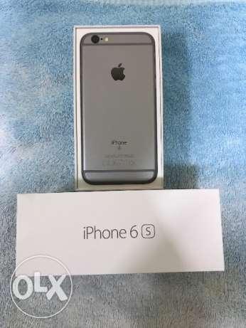 iPhone 6s 64gb المقطم -  2