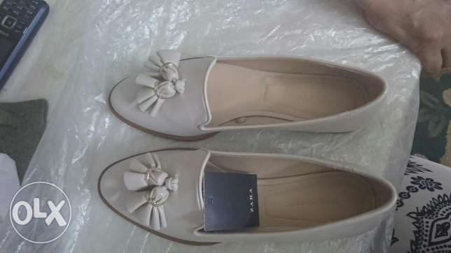 New ZARA shoes الحلمية -  2