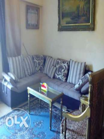 Furnished apartment in Sheraton Heliopolis شيراتون -  2
