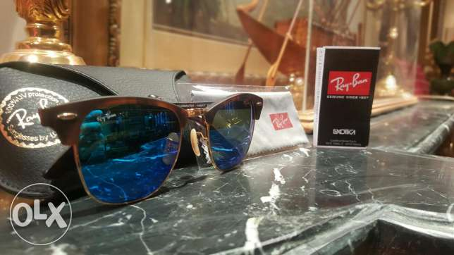 Rayban clubmaster