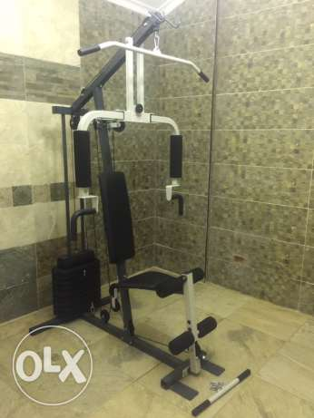 multi gym for sale new because we are moving