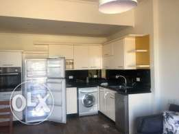 Fully furnished, fully equipped kitchen