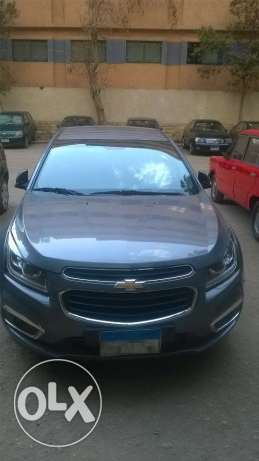 Chevrolet Cruze in a very good condition- HL- 2016- Automatic, 15,000