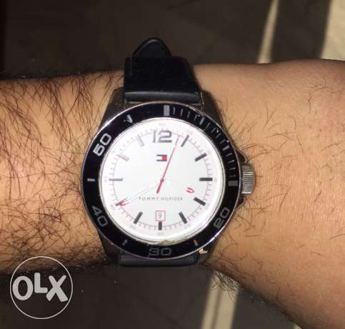 Tommy Hilfiger men's watch المنتزه -  3