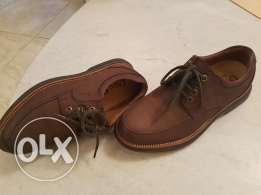 Brown Shoes (Duck) Size 40