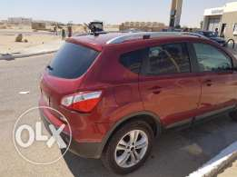 First hand high line nissan qashqai