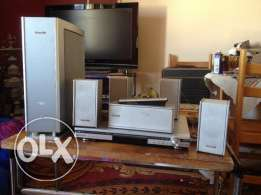 Panasonic SC-HT500 - home theater system