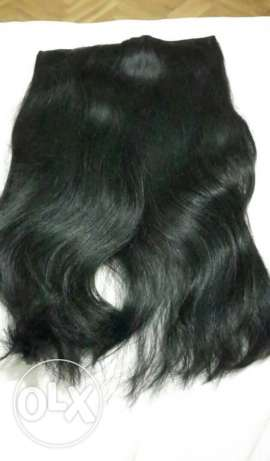 Hair Black extension