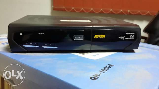 Astra 9000 hd gold