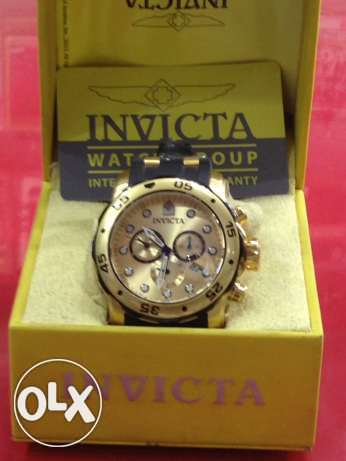 Invicta men's watches