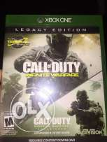 Call of Duty- IW legacy edition (with mw remastered)