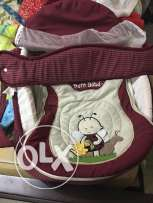 carry cot and port for new born