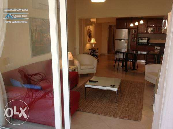 Nile View One Bedroom Apartment with good location zamalek