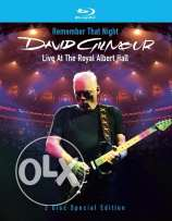 David Gilmour: Remember That Night - Live At The Royal Albert Hall [Bl