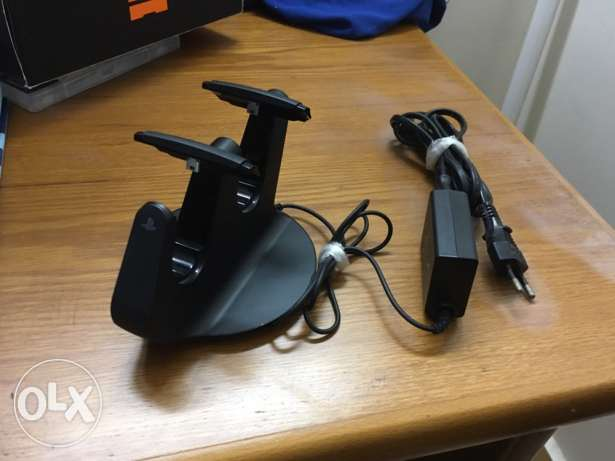 ps3 charger for 2 controller