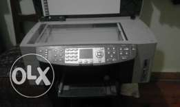 Printer HP all in one 7410