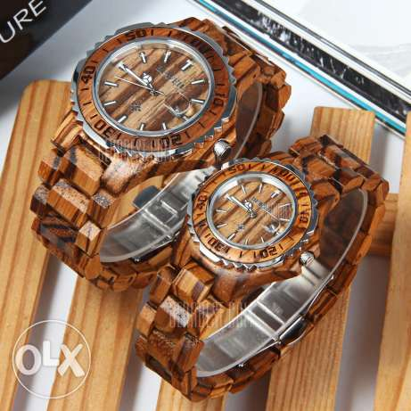 hand made Wooden watches